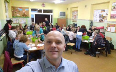 SZKOLENIEElementarius w Publicznej Szkole Podstawowej nr 1 z Oddziałami Integracyjnymi im. Tadeusza Kościuszki w Głubczycach
