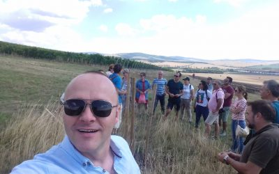 "ELEMENTARIUS w Czechch – Projekt ""Beekeeping""  – program ERASMUS+"